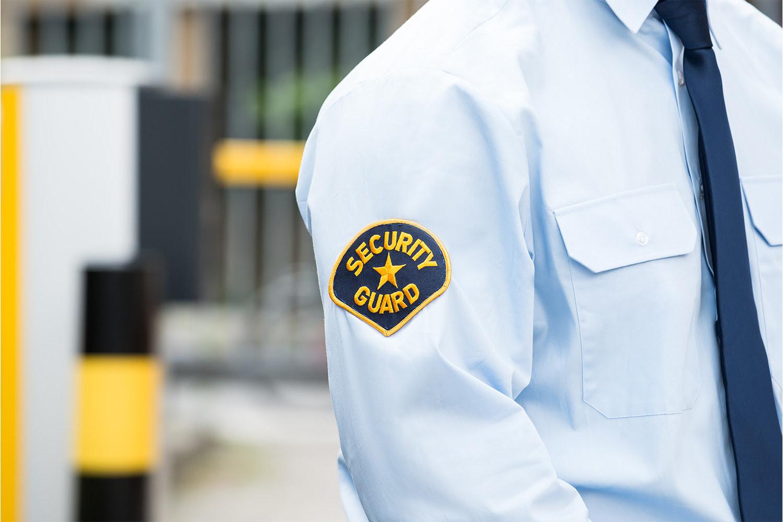 Los servicios de vigilancia de seguridad cayeron un 7% durante 2020